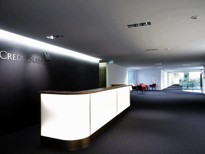 Credit Suisse Bern Branch