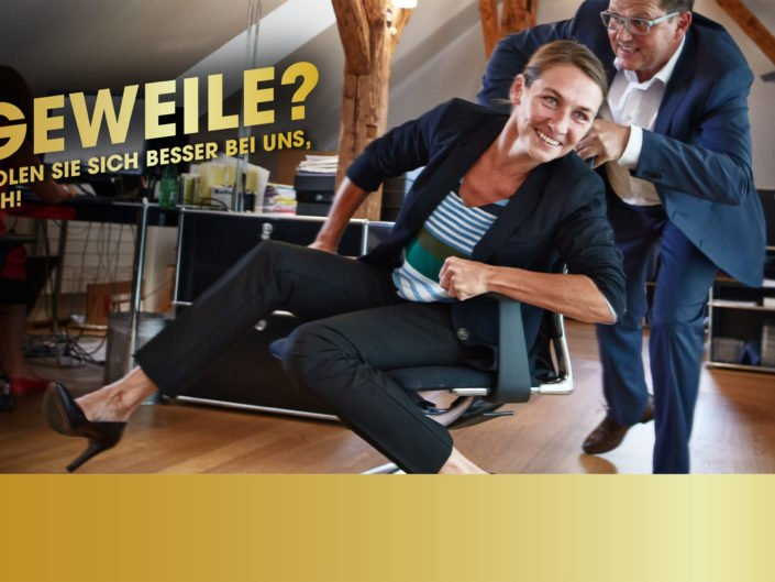 Campaign for Grand Casino Bern  (Kargo)